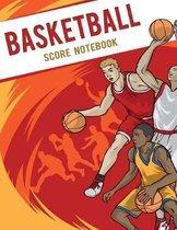 Basketball Score Notebook