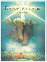 Boek cover De ezel en de os van Günter Spang
