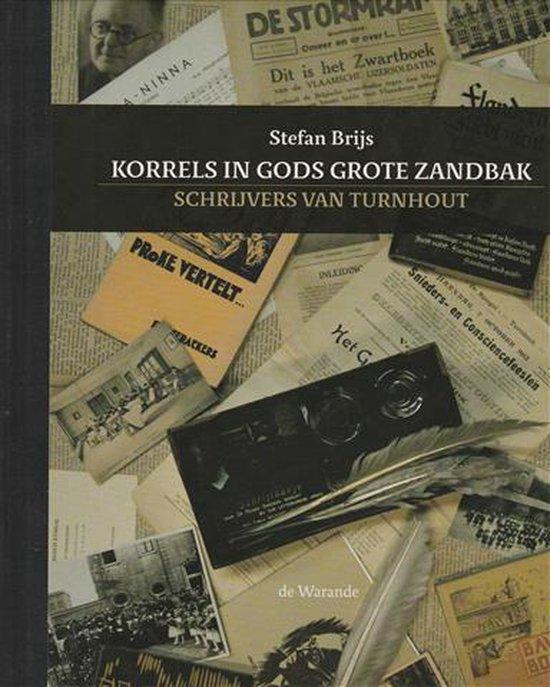 Korrels in Gods grote zandbak - Stefan Brijs   Fthsonline.com