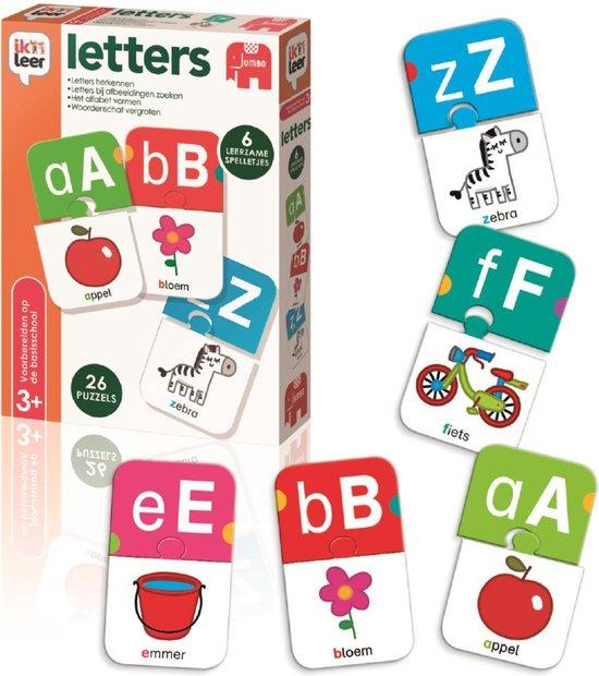 Ik Leer Letters - Ik Leer