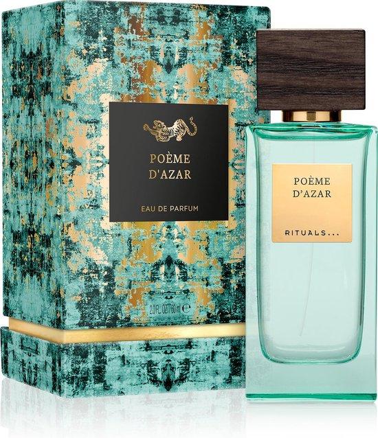 RITUALS Poème d'Azar 60 ml – Eau de Parfum – Damesparfum