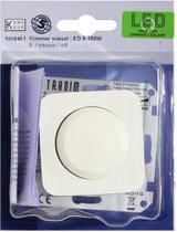 Busch-Jaeger Tradim SI led dimmer 5 - 150 W wit
