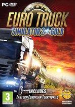 Euro Truck Simulator 2 - Gold editie - Windows + MAC