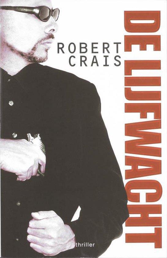 Cover van het boek 'De lijfwacht' van R Crais