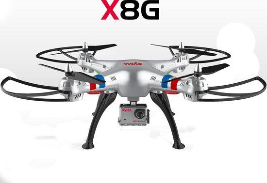 Syma X8G met 8MP HD Camera -Foto's en video opname - Drone /quadcopter