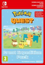 Pokemon Quest - Great Expedition Pack - Nintendo Switch download