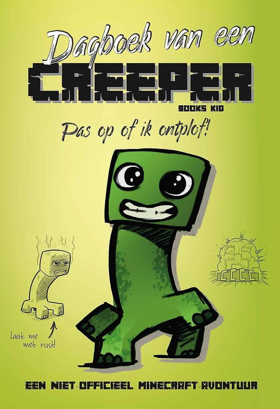 Dagboek van een Creeper - Books Kid |