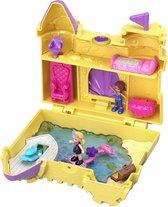 Polly Pocket Pocket World Zandkasteel - Speelfigurenset