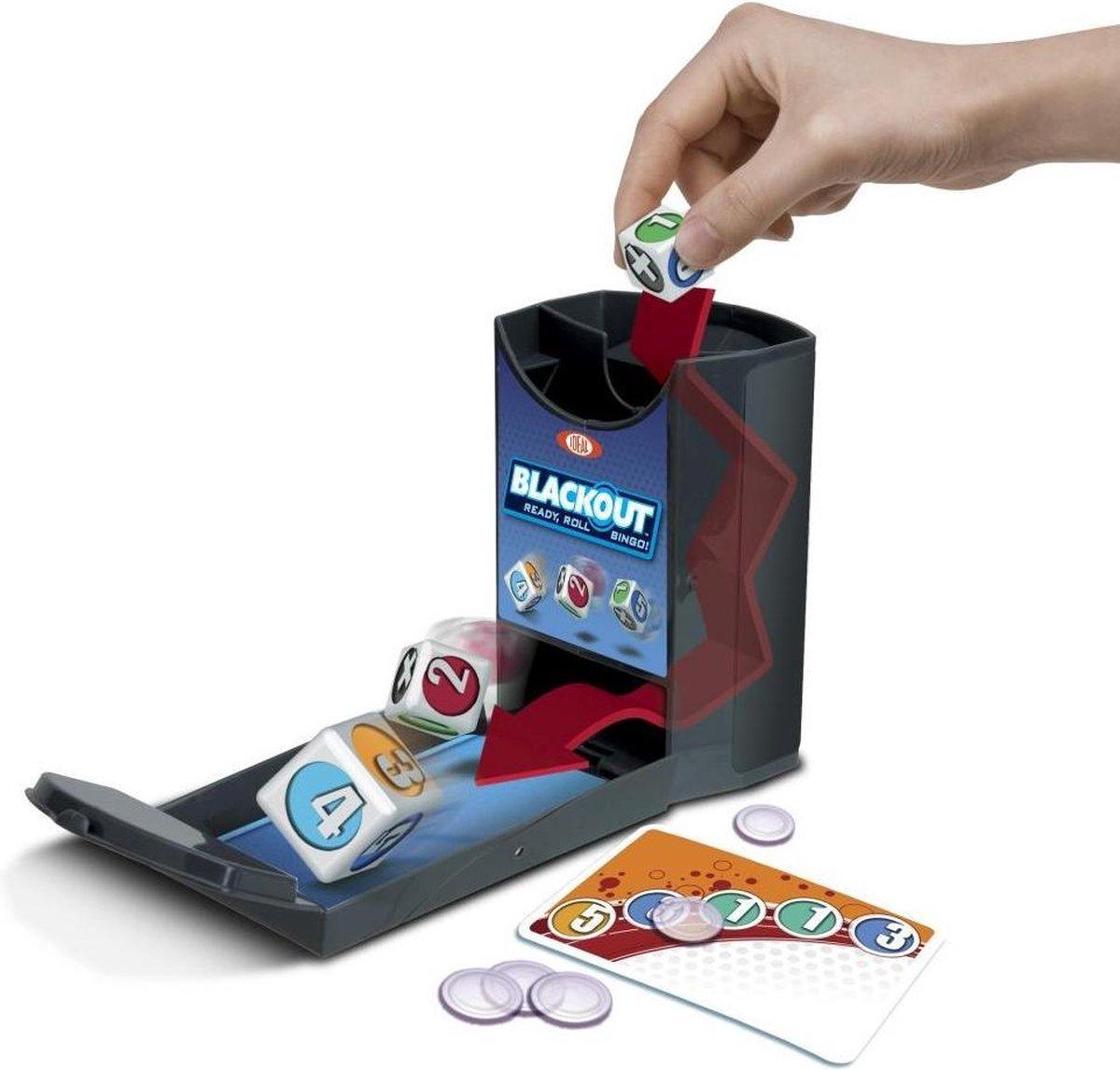 All In Dice Game dobbelspel kaartspel