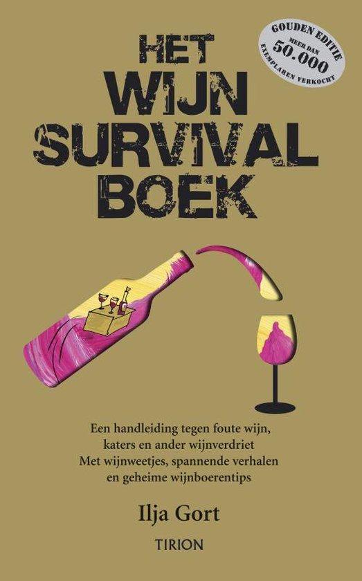 Het Wijnsurvivalboek - Ilja Gort |