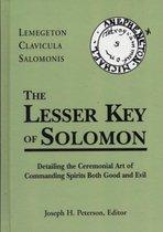 Lesser Key of Solomon Hb