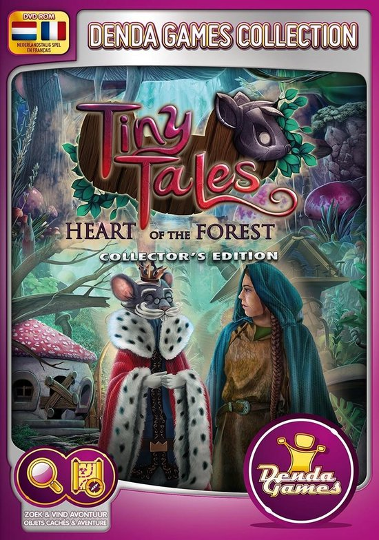 Tiny Tales: Heart of the Forest (Collector's Edition) (PC) - Denda Games
