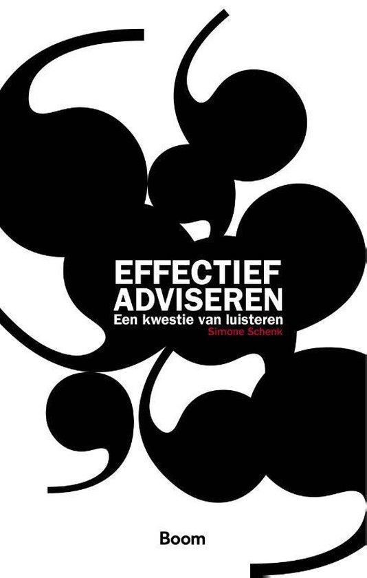 Effectief adviseren - Simone Schenk |
