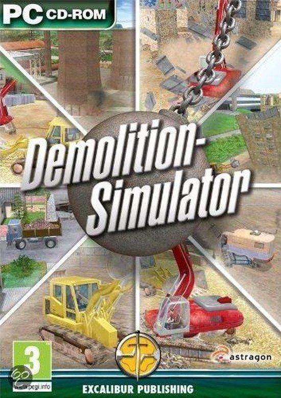 Demolition Simulator – Windows