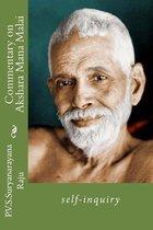 Commentary on Akshara Mana Malai