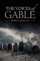 Boek cover The Voices of Gable van Robbie Lamberson