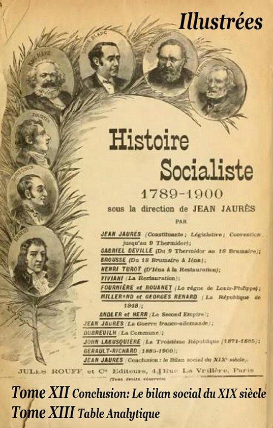 Histoire socialiste de la France contemporaine Tome VII et VIII