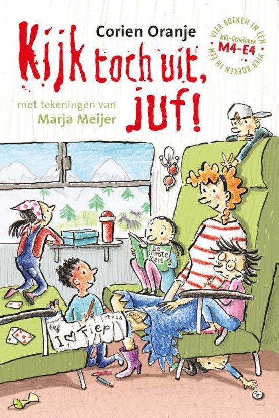 Juf Fiep - Kijk toch uit, juf! - Corien Oranje | Readingchampions.org.uk