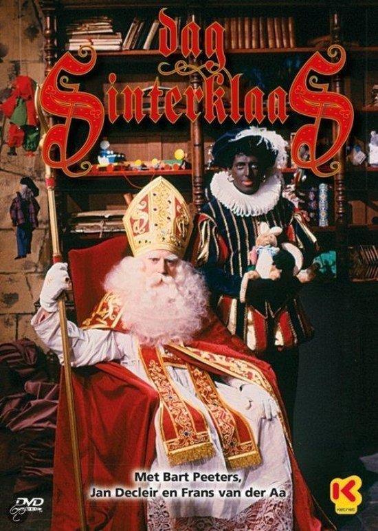 Cover van de film 'Dag Sinterklaas'