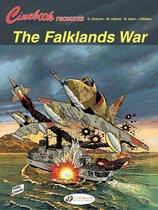 Omslag Cinebook Recounts - Volume 2 - The Falklands War