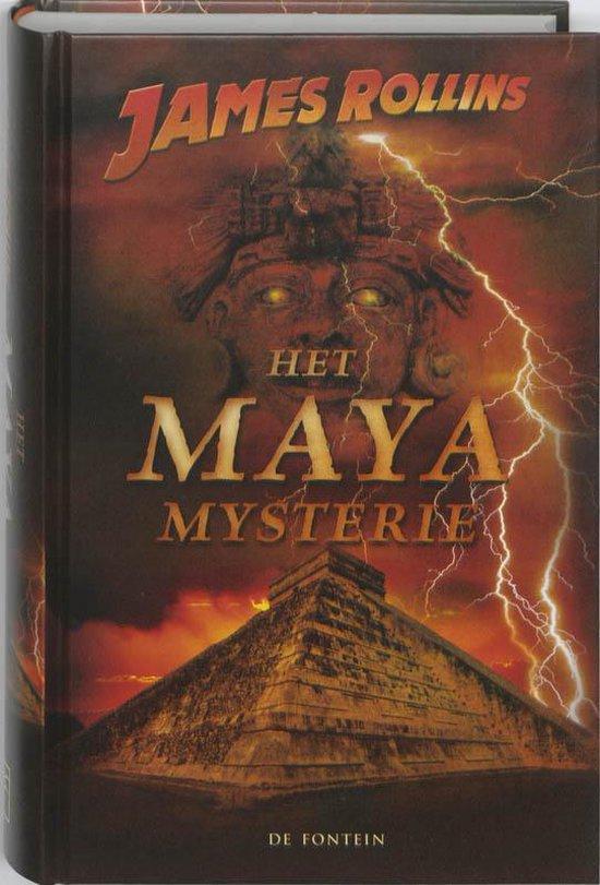 Het Maya mysterie - James Rollins |