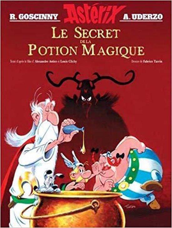 Boek cover Asterix et le secret de la potion magique van Rene Goscinny