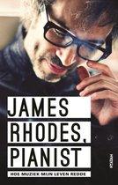James Rhodes, pianist. Hoe muziek mijn leven redde