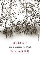Boek cover De scharlaken stad van Hella S. Haasse