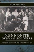 Mennonite German Soldiers