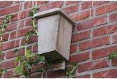 Wildlife World Vleermuiskast, Nestkast voor vleermuizen met dubbele kamer gemaakt van FSC hout, Vleermuizenkast