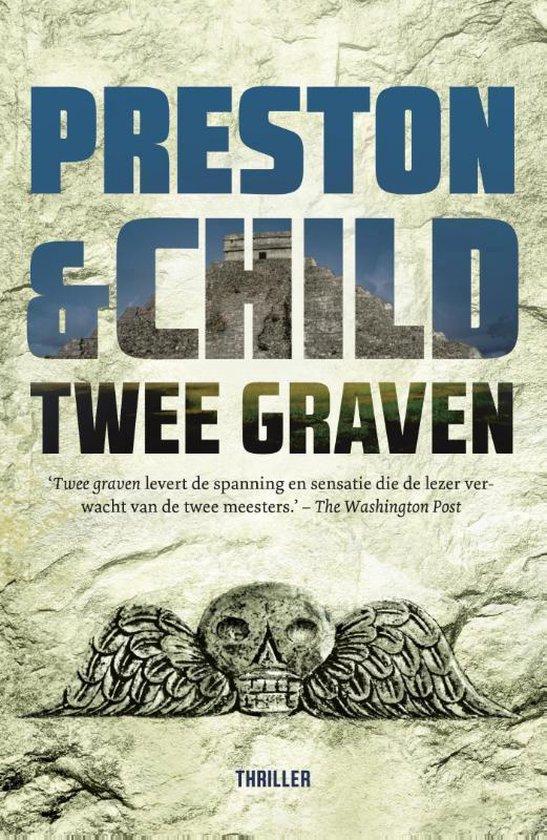 Twee graven - Preston & Child  