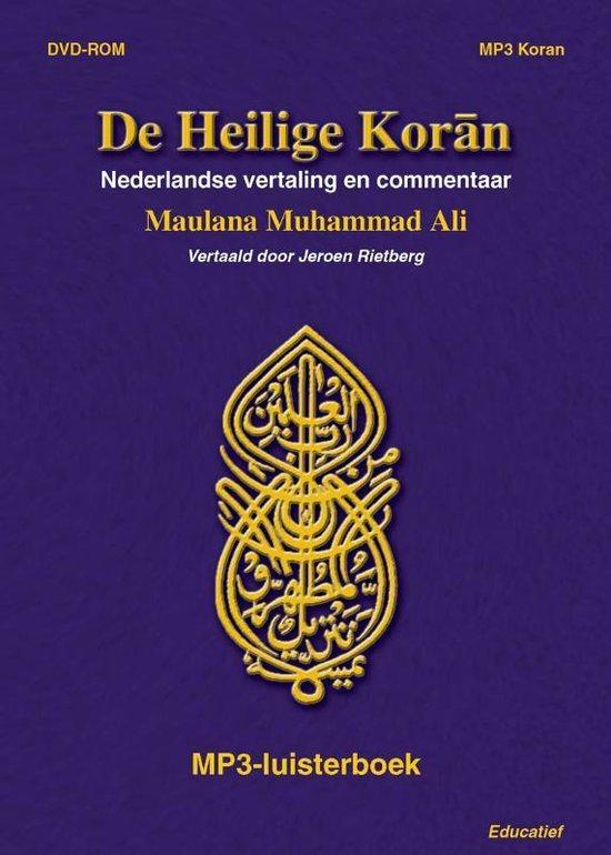 De Heilige Koran MP3 versie - Muhammad Ali  