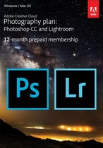 Adobe Creative Cloud Photography Plan - 1 Apparaat