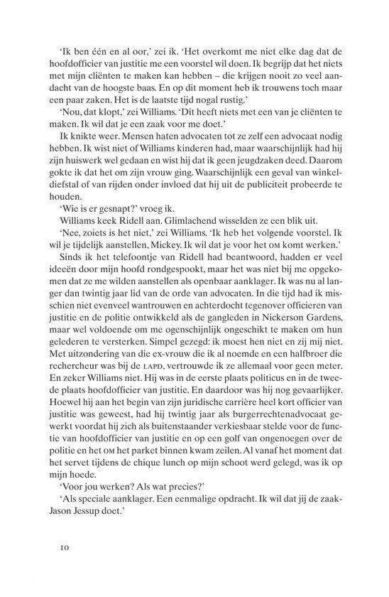 De Herziening - M Connelly pdf epub
