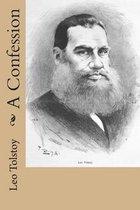 Boek cover A Confession van Leo Tolstoy