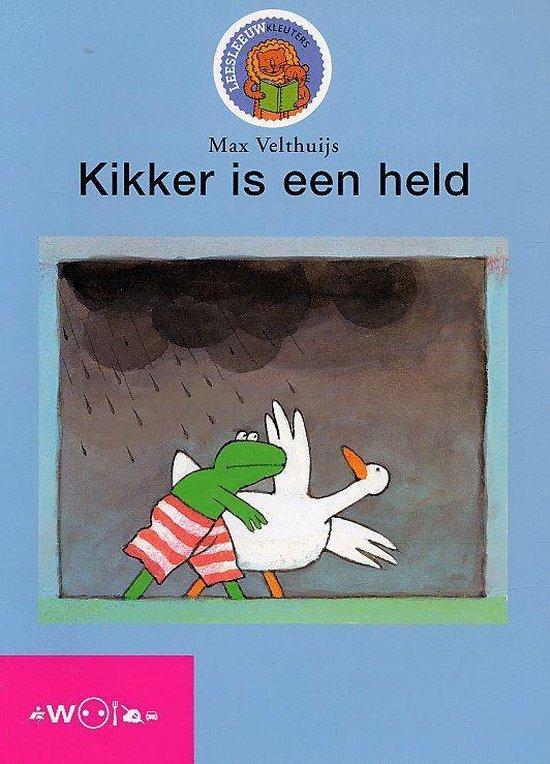 Kikker - Kikker is een held - Max Velthuijs |