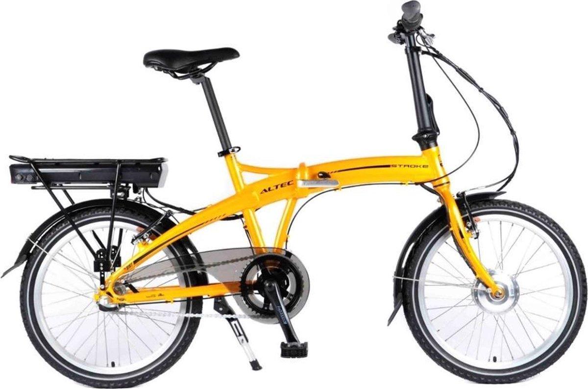 Altec Stroke E-Bike Vouwfiets 20 inch Oranje online kopen
