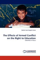 The Effects of Armed Conflict on the Right to Education