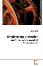 Boek cover Employment Protection and the Labor Market van Italy) Saltari, Enrico (Sapienza