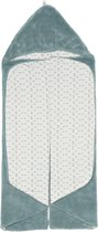 Snoozebaby Wikkeldeken Trendy Wrapping (90x110cm) mint