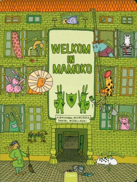 Welkom in Mamoko - Alexandra Mizielinska  