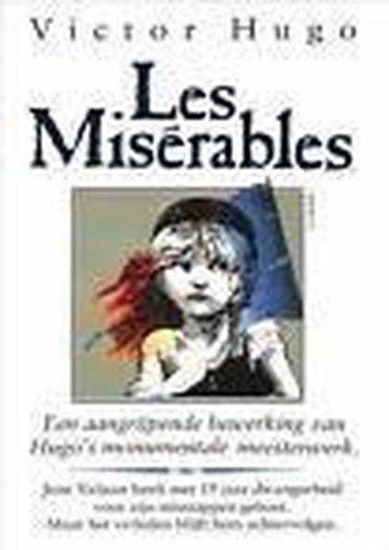 Boek cover Les misérables van Victor Hugo (Paperback)