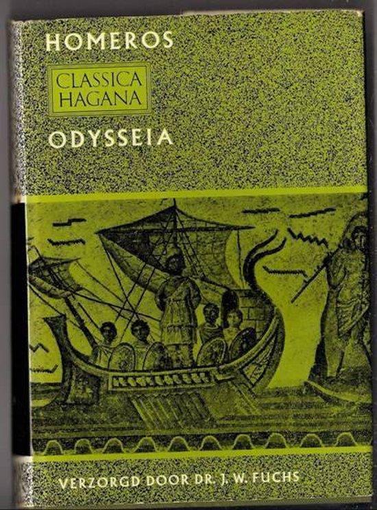 Odysseia ed.fuchs - Homerus |