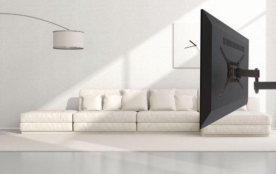 "VLM-MFM31 TV Muurbeugel Draai- en Kantelbaar 10 - 32 "" 30 kg Zwart"