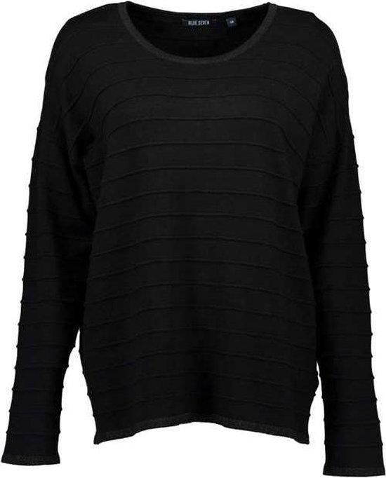 Leuke dames trui zwart