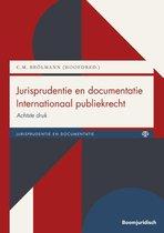 Boek cover Boom Jurisprudentie en documentatie - Jurisprudentie en documentatie Internationaal publiekrecht van C.M. Brolmann