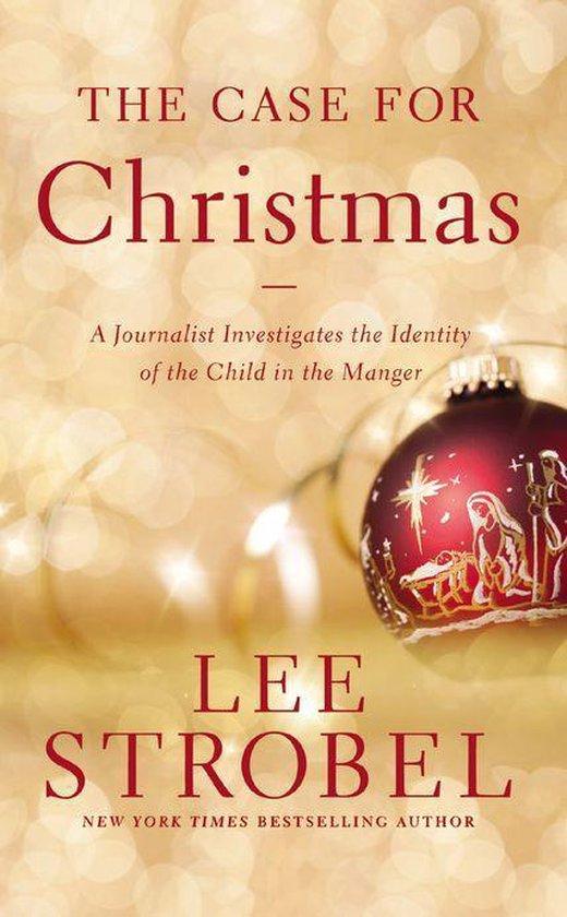 Omslag van The Case for Christmas