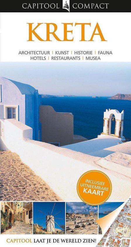 Capitool Compact - Kreta - Robin Gauldie pdf epub