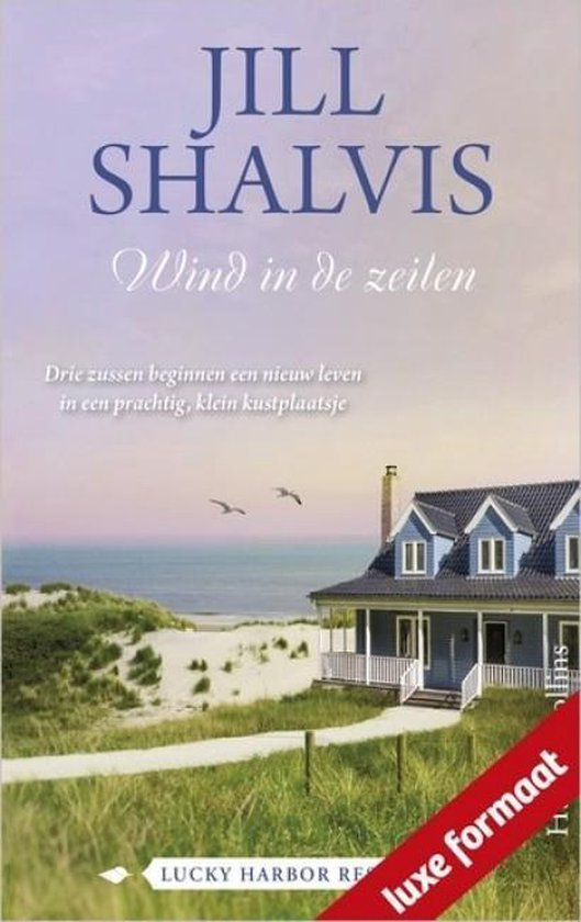 Wind in de zeilen - Jill Shalvis |