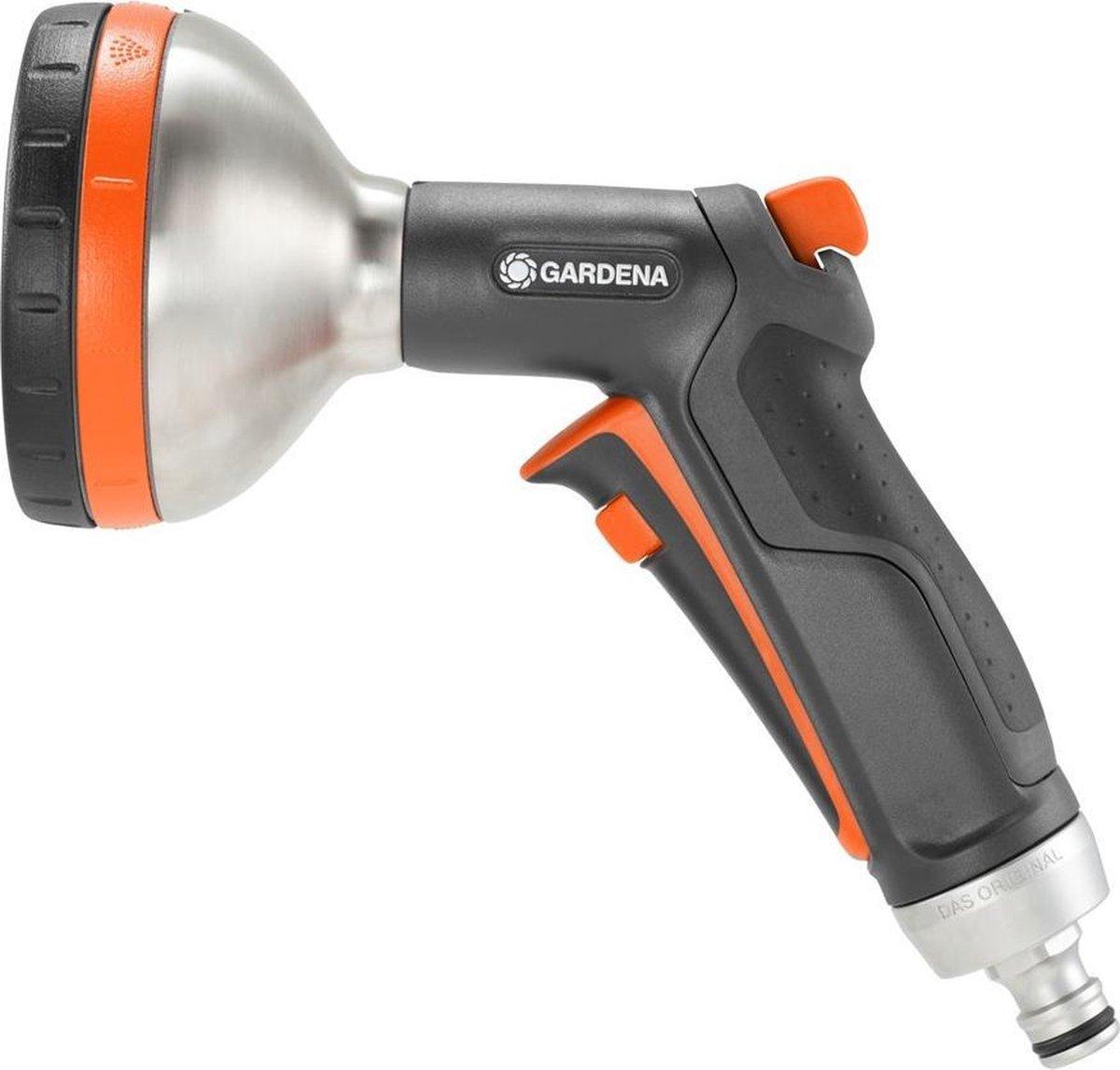 GARDENA Premium Multifunctionele Broeskop - Exclusief Verlengsteel